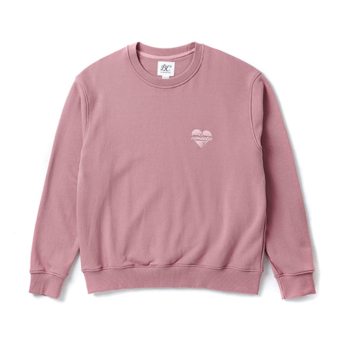 [2/21출고] NOMANTIC TONT SWEAT-SHIRTS PINK