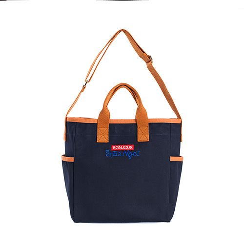 [COLLECTION LINE]BONJOUR PICNIC BAG NAVY