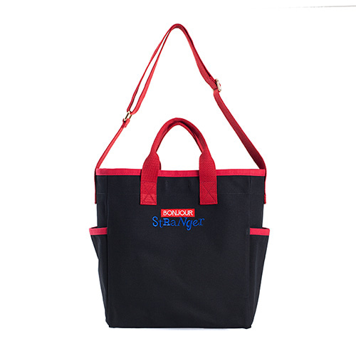 [COLLECTION LINE]BONJOUR PICNIC BAG BLACK