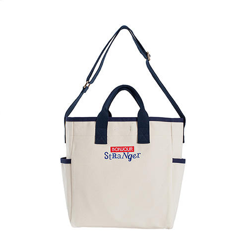 [COLLECTION LINE]BONJOUR PICNIC BAG IVORY