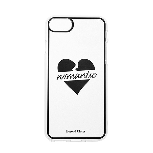 [BLACK EDITION]NOMANTIC LOGO I PHONE 7/8 CASE