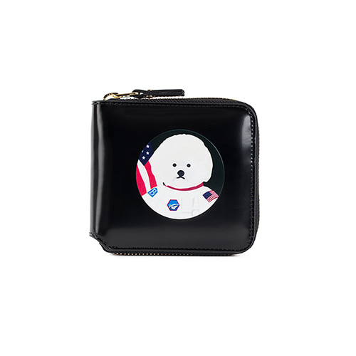 APOLLO DOG WALLET BLACK