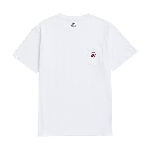 [WORLD CUP EDITION]ILP POCKET 1/2 T-SHIRTS WHITE