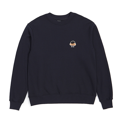 ILP SIGNATURE SWEAT-SHIRTS NAVY