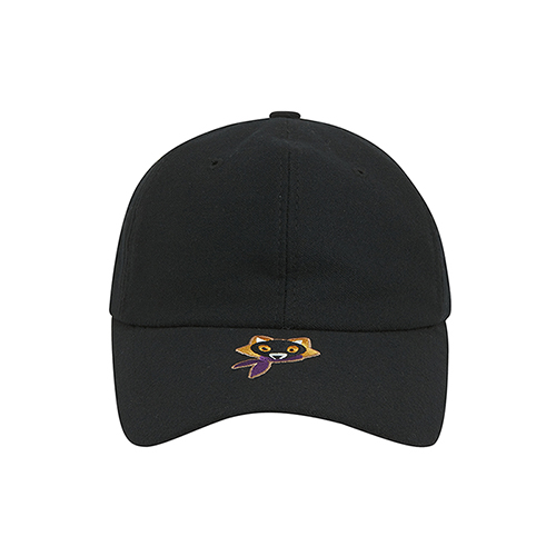 [COLLECTION LINE]BEAUTIFUL LOGO CAP BLACK