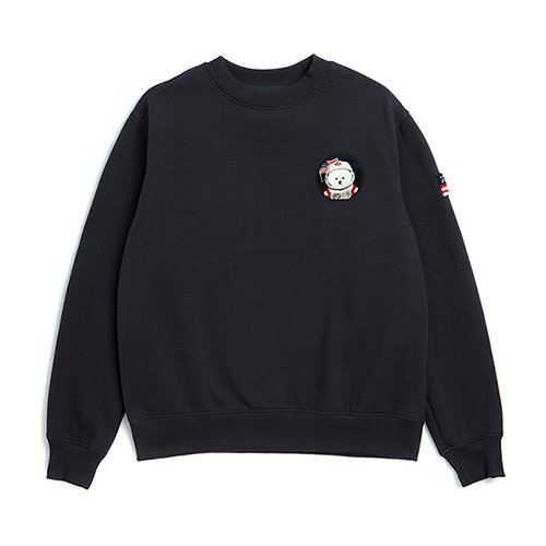 [RE-EDITION]APOLLO W-WAPPEN SWEAT-SHIRTS NAVY