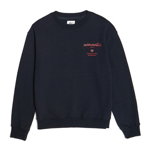 NOMANTIC STORYLINE SWEAT-SHIRTS NAVY