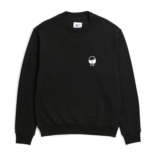 ILP SIGNATURE BASIC LOGO SWEAT-SHIRTS 2019VER BLACK