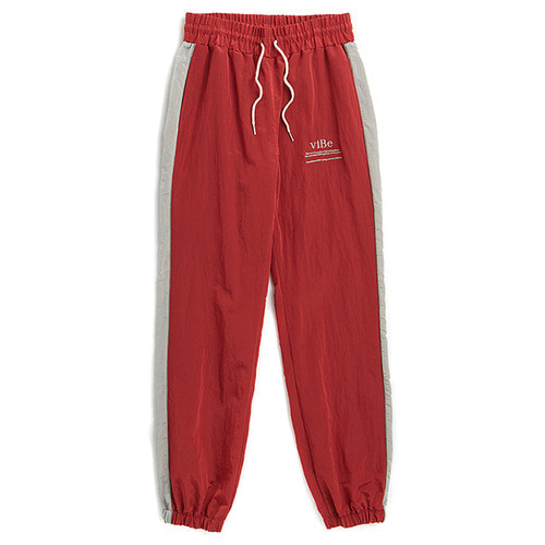 [COLLECTION LINE]HIGHTECH TRACK PANTS RED
