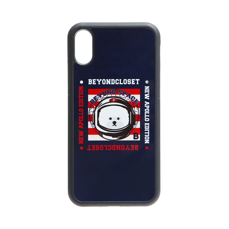 NEW APOLLO DOG PHONE CASE NAVY