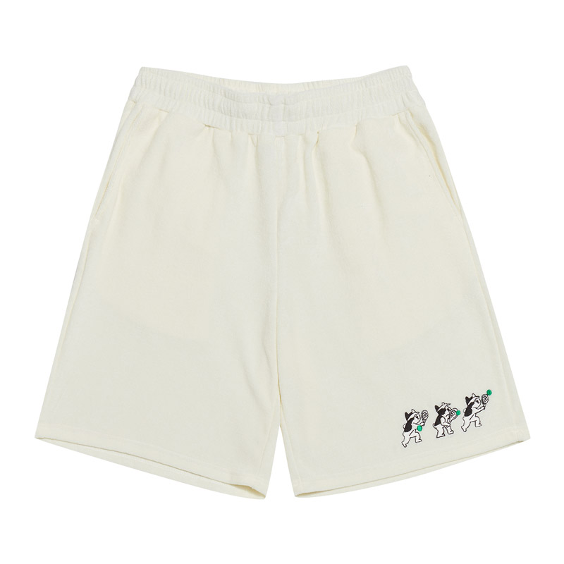 [Ball Collection]BC TENNIS TOWEL 1/2 PANTS IVORY