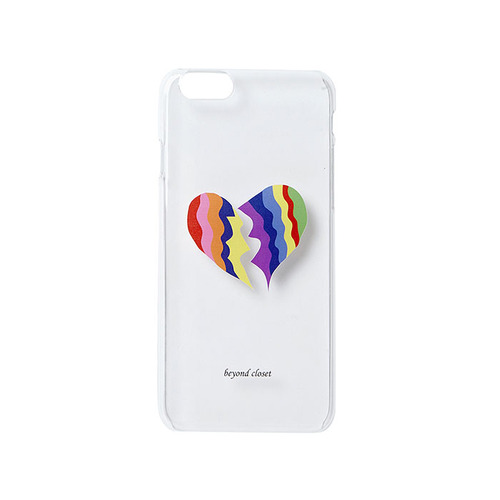 NOMANTIC HEART I PHONE6 & 6S VER1[COLLECTION LINE]