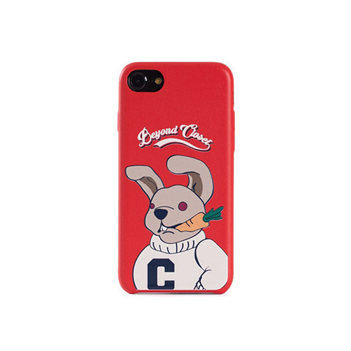 [COLLECTION LINE]MY B RABBIT IPHONE7 CASE RED