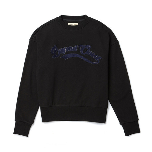 [COLLECTION LINE]ARCH LOGO SWEAT-SHIRTS BLACK